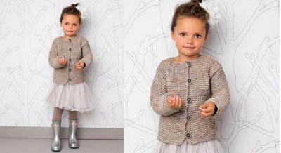 veste fille 2 ans