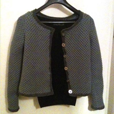 veste tricot